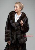 Куртка из элитного соболя